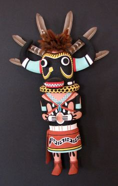 Kachina Dolls Traditional Style