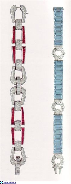 Antique  Art Deco jewelry by Tiffany. Discussion on LiveInternet - Russian Service Online Diaries