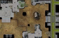 The Taris Undercity was a hard-to-find Star Wars Miniatures poster map inspired by Knights of the Old Republic