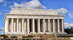 """""""Lincoln Memorial"""" This is a copyright photo. If you wish to purchase this photo or any other of my fine art prints, please visit my website at; www.jerryfornarotto.artistwebsites.com"""