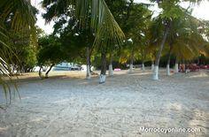 Playa Los Muerticos en Morrocou