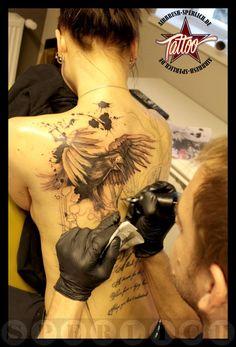 hammer Vorlage  Sperlich - Airbrush, Pinstripe & Tattoo
