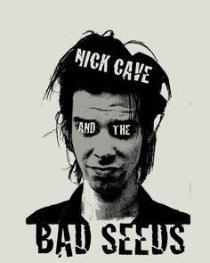 Australian Icons, Black Planet, The Bad Seed, Nick Cave, Rock Of Ages, Music Stuff, Music Artists, Poster, Deviantart