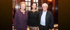 Leoni Costa, Vanda Hauer e Marcos Oliveira Castro