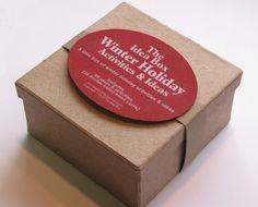 The Idea Box: Winter Holiday Activities & Ideas