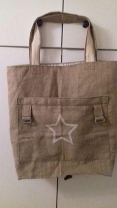 jultowa torba Burlap, Reusable Tote Bags, Hessian Fabric, Jute, Canvas