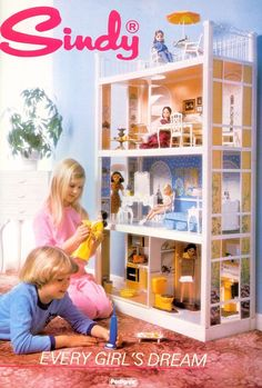 SINDY+HOUSE+ONE.jpg (774×1146) I HAD THIS!! happy memories :)