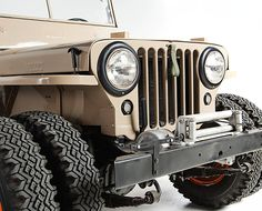 1946 Willys CJ-2A | Jeep Collection