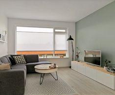 binnenkijken bij lisanne8 #interieurinspiratie #homedeconl Home Living Room, Living Room Decor, Dining Bench, New Homes, Interior, Kitchen, Furniture, Inspireren, Design