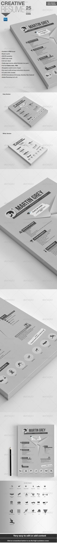 Portfolio Stationery Template Stationery templates, Brochure - personal trainer resume