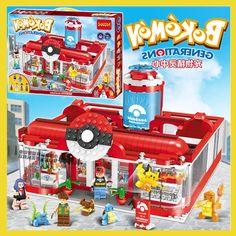 28.99$  Buy now - https://alitems.com/g/1e8d114494b01f4c715516525dc3e8/?i=5&ulp=https%3A%2F%2Fwww.aliexpress.com%2Fitem%2F18001-Poke-monste-Go-Pikachu-Generations-Medical-Center-Building-Blocks-Model-Bokemon-Minifigures-Bricks-Toys-for%2F32783183589.html - 18001 Poke monste Go Pikachu Generations Medical Center Building Blocks Model Bokemon Minifigures Bricks Toys for children lepin