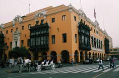 Lima, Peru through the lens