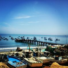 "Peru - Piura Close to Mancora town , there is a port called ""Puerto Veleros"" , All the year is sunny, beautiful beaches."