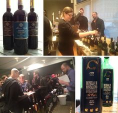 Thanks to all the tasters who came out to play at yesterday's Big Red Tasting!