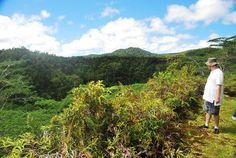 Historic Volcano Eruptions Mt Matavanu in Samoa | The Travel Tart Blog