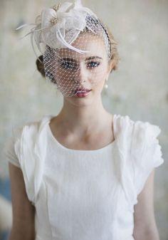 21 manieren om je sluier te dragen | In White