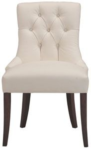cobble hill montana side chair - custom $655