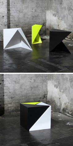 Tangram tables