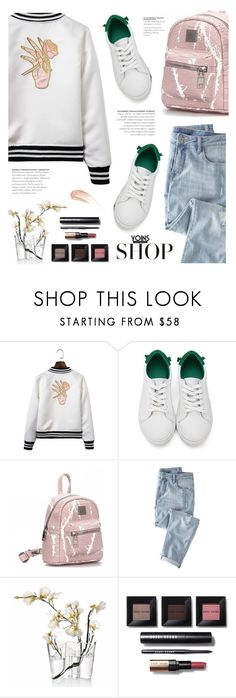 """sporty Yoins"" by yexyka ❤ liked on Polyvore featuring Wrap, iittala, Bobbi Brown Cosmetics, Wander Beauty, yoins, yoinscollection and loveyoins"