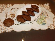 SOMOS APLV, SOMOS NIÑOS NORMALES: Galletas de calabaza y chocolate