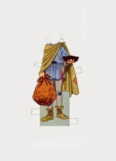 Christopher Columbus paper dolls - Onofer-Köteles Zsuzsánna - Picasa Web Albums