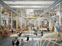 vargo nielsen palle to build new aarhus school of architecture