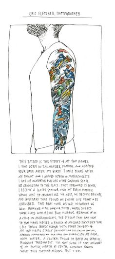 Pen & Ink, Tattoos and their tales