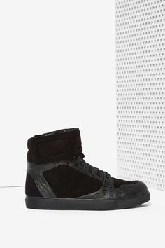 Nasty Gal Stand Your Ground Sneaker