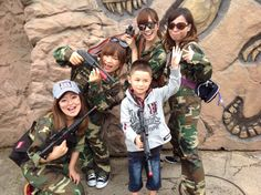 @usj_official Mikey with #sexy #Japanese #comandos