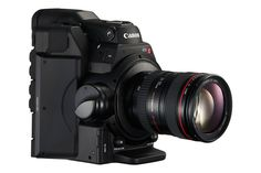 Canon C300 Mark 2 Lens