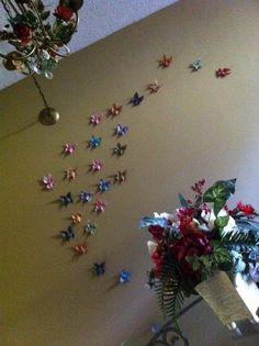 Fabulous art of origami.