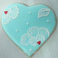 ArtandtheKitchen: Valentine Day Cookies