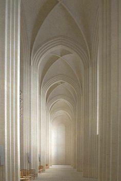 Gruntvigu0027s Church In Copenhagen, Denmark