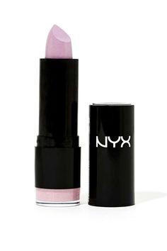 NYX Extra Creamy Lipstick - Lilac