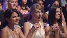 Taylor Swift, Selena Gomez, & Ashley Greene