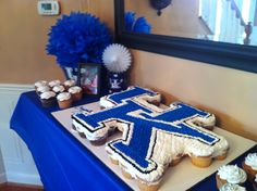 University of Kentucky graduation party