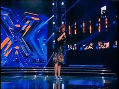 "Sarah McLachlan – ""Angel"". Interpretarea Alexandrei Crişan, la X Factor!"