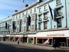 Photo:Hanningtons Department Store, Brighton. Beautiful old building