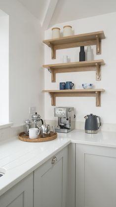Chalkhouse Grey Shaker kitchen