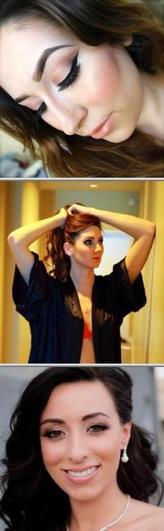 Lauren Atkison does makeup for weddings, parties, fashion shows, and live performances, among others. She is among the professional makeup artists who have 10 years' experience in making clients look fabulous.