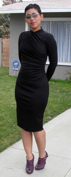 Dresses that tame your curves