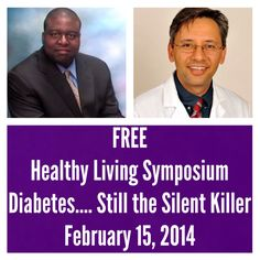 Come out & learn about Diabetes  Health & Pancreatic Cancer with Karl Finley, MD, an endocrinologist who specializes diabetes & Michael Pishvaian, MD, from the Lombardi Comprehensive Cancer Center, Georgetown University. Reserve your seat TODAY at http://conta.cc/1c3GV7i. #saf90 #awareness365 #hopeinapril