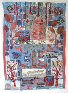 Anne Kelly Textiles - Current