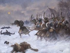 "White Misery: The campaign of 1812. Keith Rocco. Much has been written and visualized in art about the destruction of the French Grande Armee by the Russian winter. ""White Misery"" brings to the viewer the suffering endured by the Russian Army, who lost 150,000 men and untold civilian lives."
