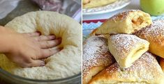 Beignets, Eclairs, Doughnut, Sweet Recipes, Sweet Tooth, French Toast, Food And Drink, Cooking Recipes, Treats