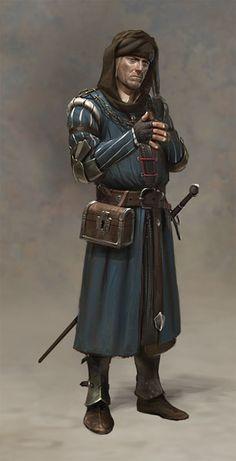Ideas Jewerly Art Fantasy For 2019 Fantasy Male, Fantasy Warrior, Fantasy Rpg, Medieval Fantasy, Dark Fantasy, Fantasy Artwork, Fantasy Character Design, Character Concept, Character Art
