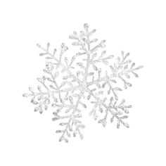 snowflake02_bc_santaiscoming.png ❤ liked on Polyvore featuring snowflakes, christmas, winter, fillers and backgrounds