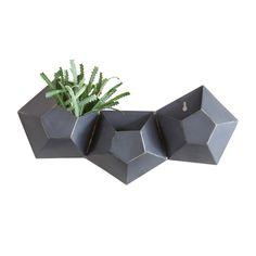 Highland Wall Vase - Triple | dotandbo.com