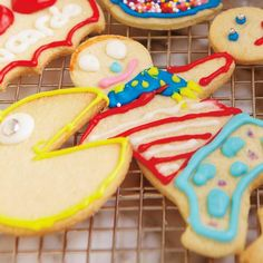 Ricardo's recipe: sugar Cookies for Frosting  Sugar Cookies Recipe, Yummy Cookies, Cookie Recipes, Biscuit Ricardo, Biscuits, Ricardo Recipe, Cookie Frosting, Merry And Bright, No Bake Desserts