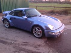 964 Turbo S side ducts - Rennlist - Porsche Discussion Forums